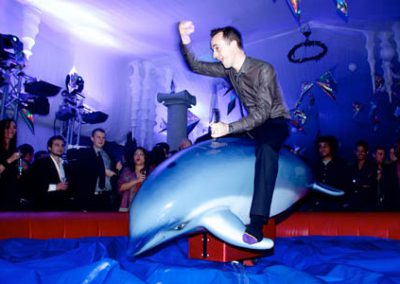Rodeo Dolphin